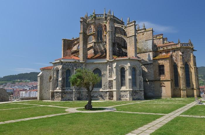 Eglise de Santa Maria à Castro Urdiales